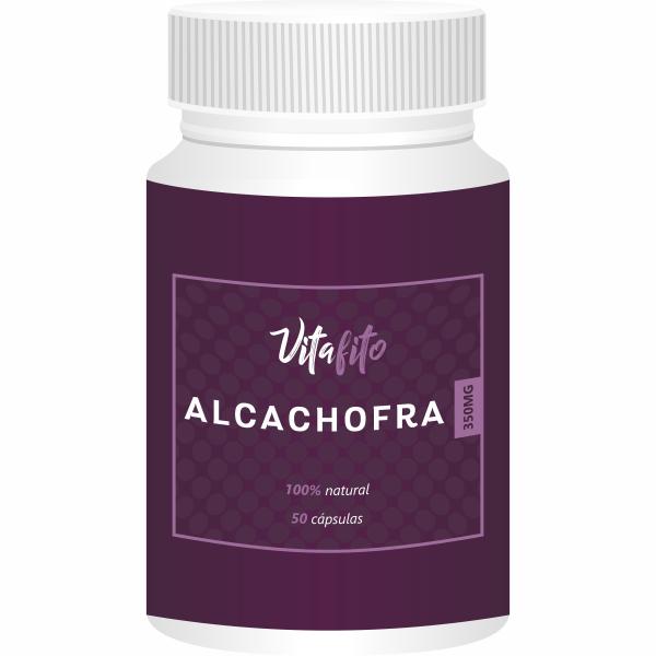 VitaFito Alcachofra | 350mg | 50 cápsulas