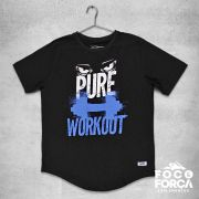 Camiseta Casual Masculina Pure Workout