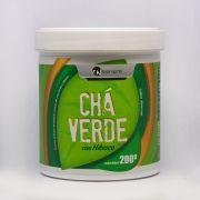 Chá Verde com Hibisco - 200 g