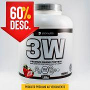 Easy Nutri 3W Premium Blend- Morango- 1.8 Kg