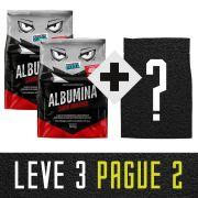 Leve 3 Pague 2 - 2 Morango + 1 Escolha seu sabor