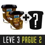 Leve 3 Pague 2 - 2 Pasta de Chocolate Granulada + 1 Escolha seu sabor