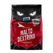 Proteína Pura - Maltodextrina - 1kg - Sabor Morango