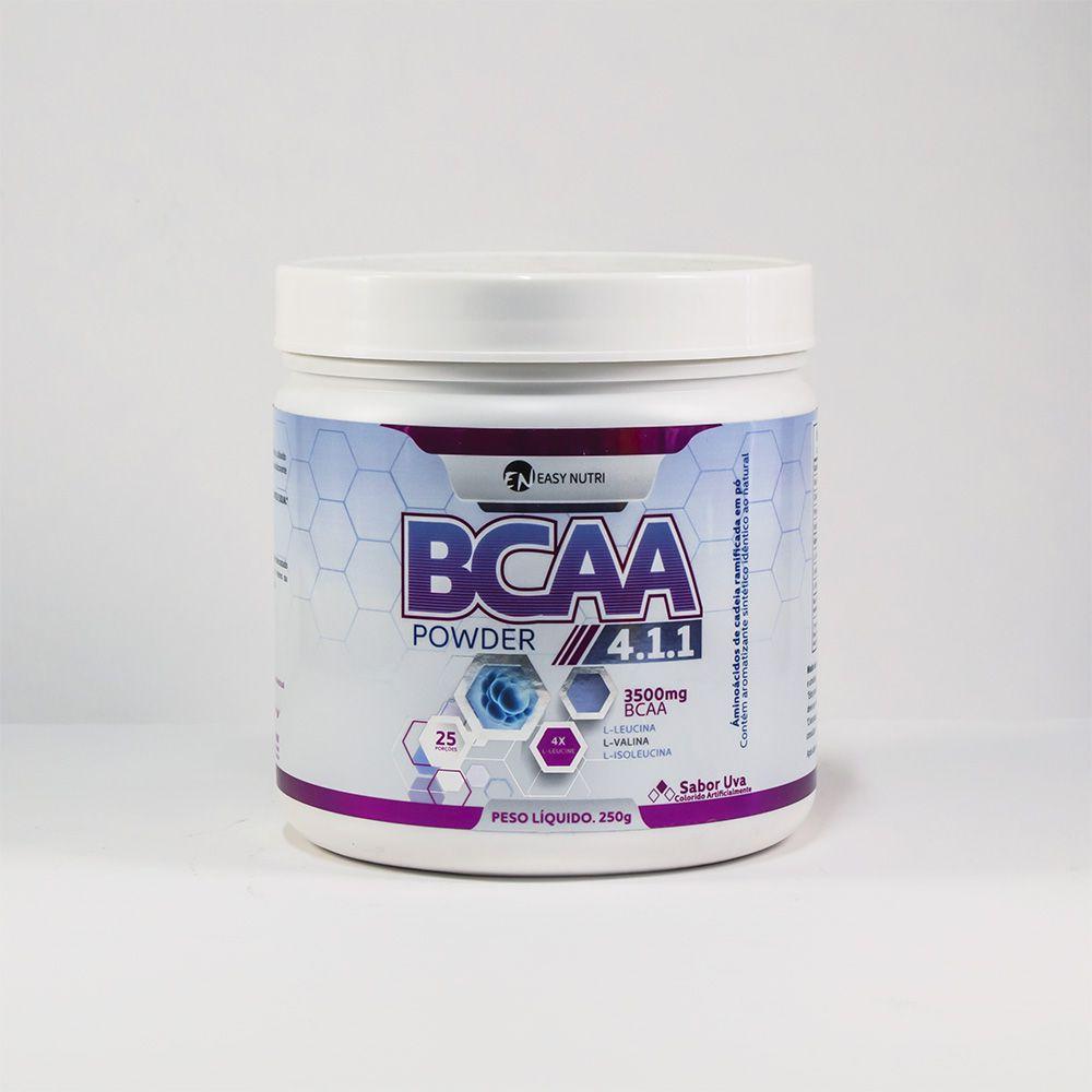 BCAA Powder 4.1.1- Uva - 250 g