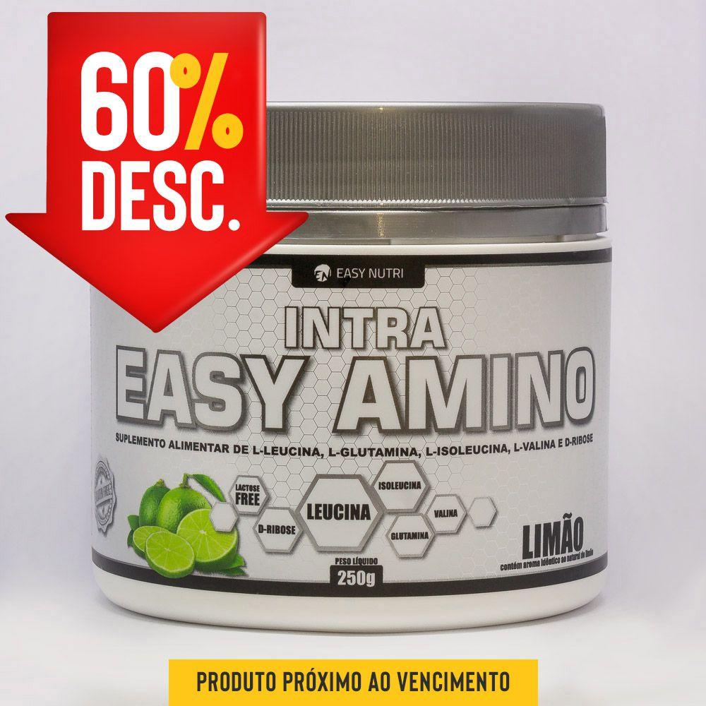 Intra Easy Amino - Limão - 250 g