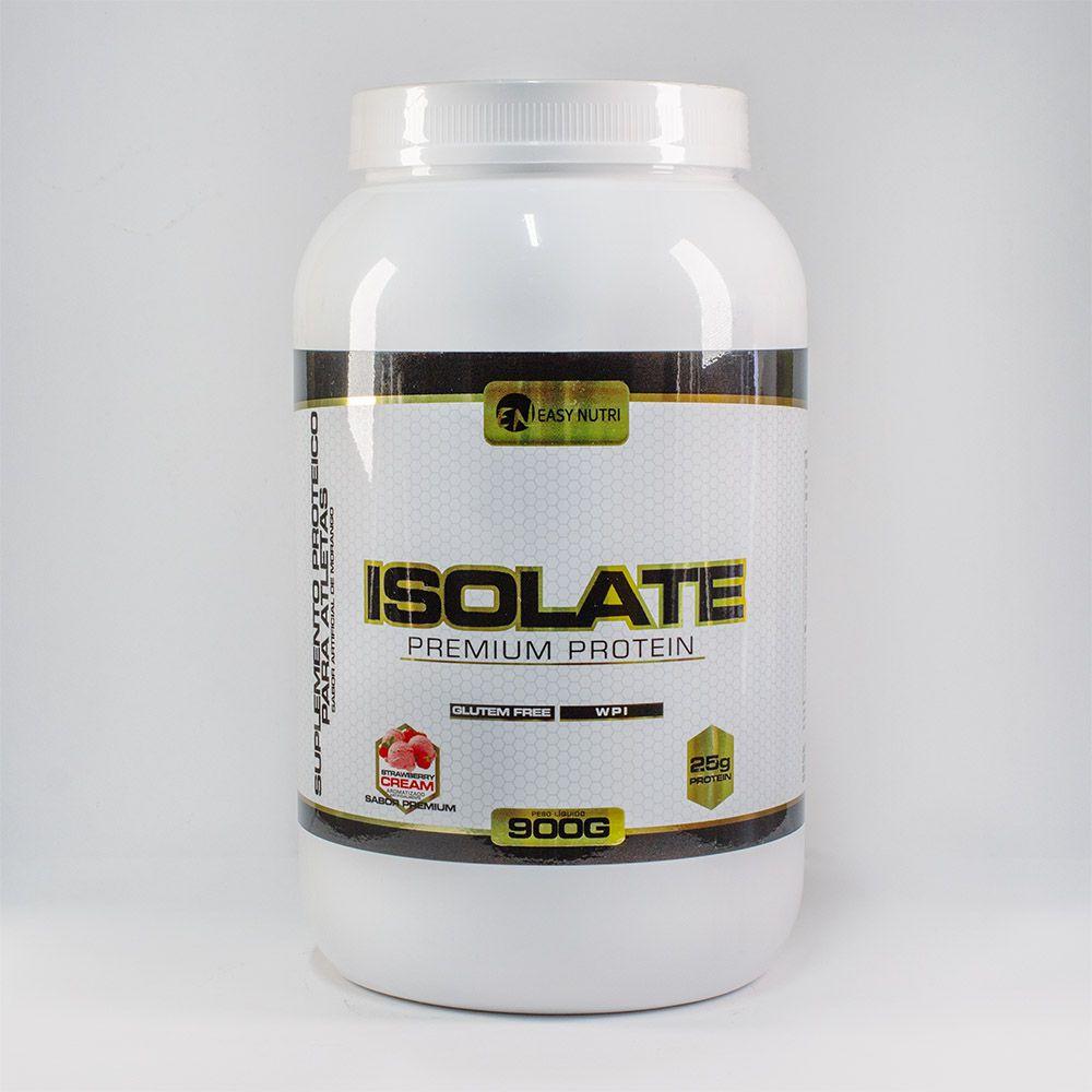 Isolate Easy Nutri - Morango- 900 g