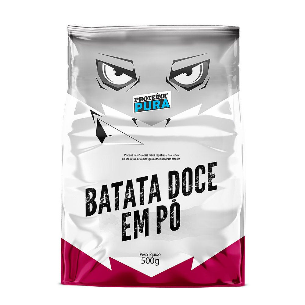 Batata Doce - 500g - Proteína Pura