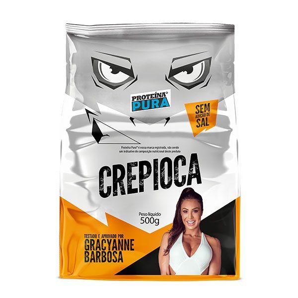 Crepioca Gracyanne Barbosa - 500g - Proteína Pura