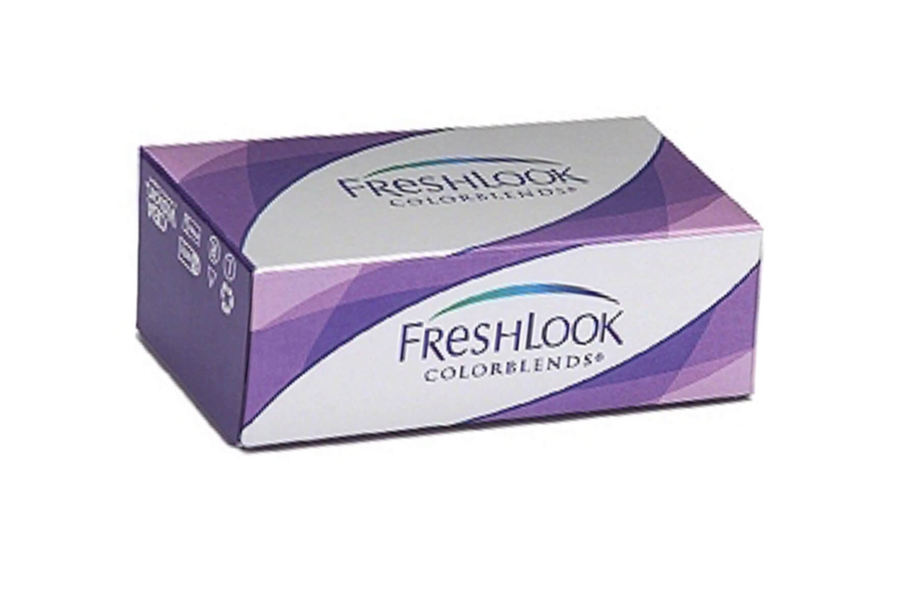 d35c6ae34d41f ... FreshLook Colorblends Lentes de Contato Colorida Sem Grau - SoftLens