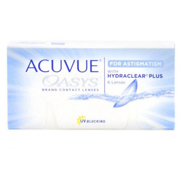 c2dc2a75f1f02 Lente de Contato Acuvue Oasys Astigmatismo   SoftLens