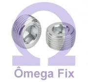 Bujão DIN 906 INOX 1/2X3/4 NPTF (Embalagem 10 peças)