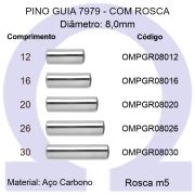 Pino Guia 7979 OMPGR 08012/16/20/26/30 (Emb.50 peças)