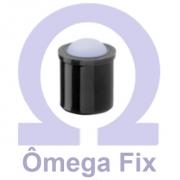 Posicionador Om614 m10x13,5 - com Mola e Esfera versão lisa (Embalagem 10 Peças)