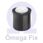 Posicionador Om614 m 8x15 - Aço Carbono Zincado (Embalagem 20 Peças)