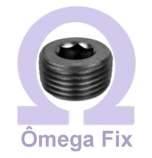 Bujão DIN 906 1.1/4X3/4 BSPT (Embalagem 5 peças)