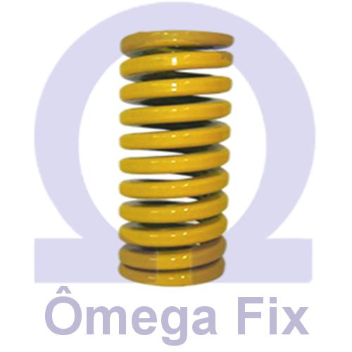 Mola Amarela OMC 10025/32/38/44 (Embalagem 8 peças)