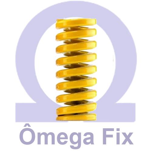 Mola Amarela OMC 20152/305 (Embalagem 4 peças)