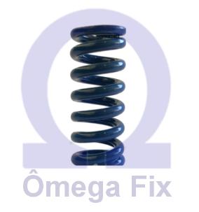 Mola Azul OMC 16025/32/38/44/51 (Embalagem 8 peças)