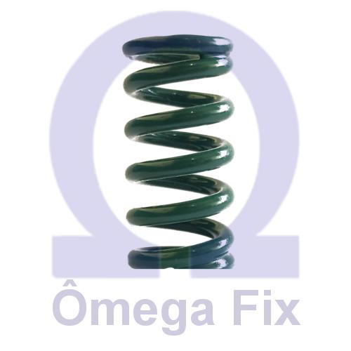 Mola Verde OMC 12025/32/38 (Embalagem 8 peças)