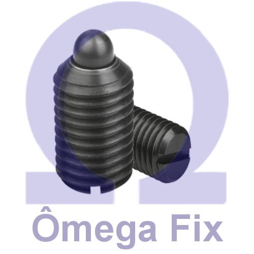 Posicionador OM615.1 M12x30 (Embalagem 10 peças)