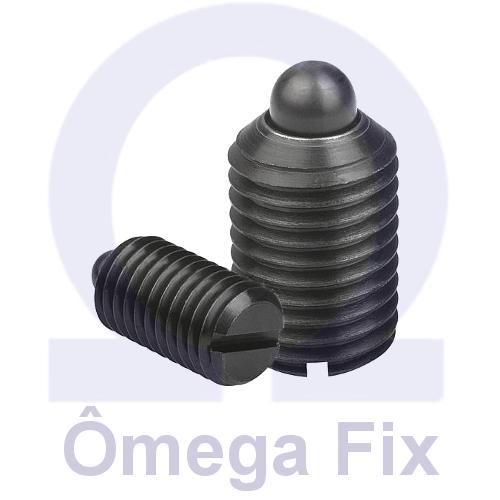 Posicionador OM615.1 M 8 (Embalagem 10 peças)