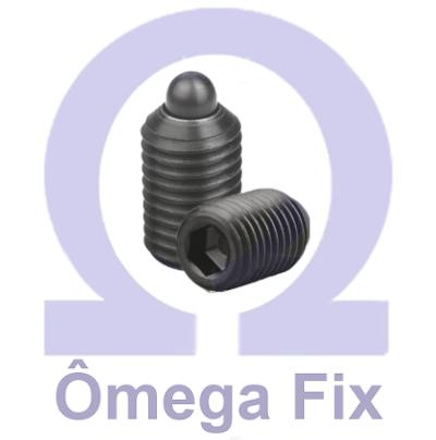 Posicionador OM615.4 M10 (Embalagem 10 peças)