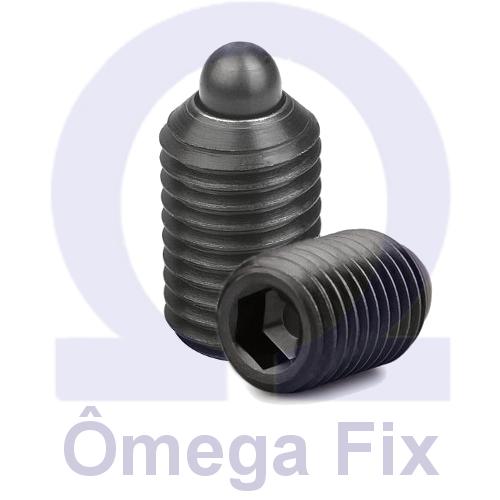 Posicionador OM615.4 M12 (Embalagem 10 peças)