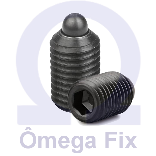 Posicionador OM615.4 M 6 (Embalagem 10 peças)
