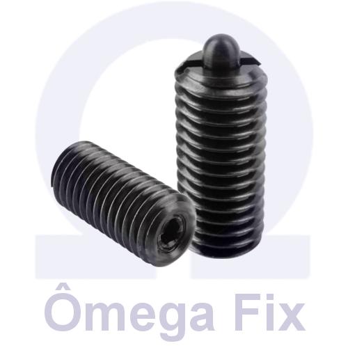 Posicionador OM616 M 6 (Embalagem 10 peças)