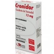 Analgésico Cronidor c/ 10 Comprimidos