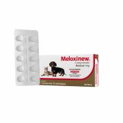Anti Inflamatório Meloxinew 1 mg - Cartela com 10 Comprimidos