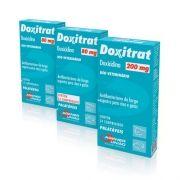 Antibiótico Doxitrat caixa c/ 24 Comprimidos