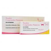 Antibiótico Synulox- 10 Comprimidos