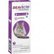 Antipulgas Bravecto Transdermal gatos 6,25 kg a 12,5 kg