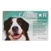Antipulgas Capstar para Cães de 11,5 a 57kg- 6 Comprimidos