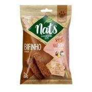 Bifinho Nats Natderm- Sedosos e brilhantes