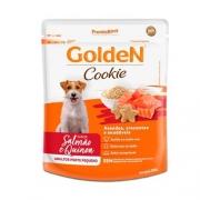Biscoito Golden Cookie Adultos Raças Pequenas Salmão e Quinoa 350g
