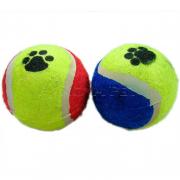 Bola de Tênis - Kit com Duas Unidades