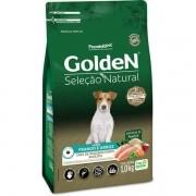 Golden Cães Adulto Seleção Natural Porte Pequeno