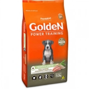 Golden cães Filhotes Power Training 15 kg