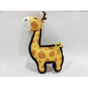 Pelucia Girafa Tuff - Tecido Resistente
