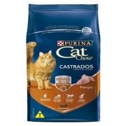Ração Cat Chow Gatos Castrados Frango 10 Kg