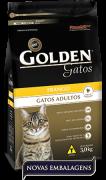 Ração Golden Gatos Adulto Frango