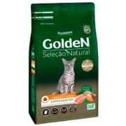 Ração Golden Seleção Natural Gatos Adultos