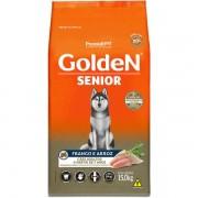 Ração Golden Sênior Cães 15kg