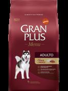 Ração Gran Plus Carne e Arroz para Cães Adultos