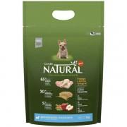Ração Guabi Natural Cães Filhotes Raças Pequenas Frango e Arroz integral