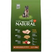 Ração Guabi Natural Cães Sênior Raças Médias e Grandes Frango e Arroz Integral 15 Kg