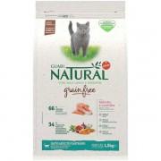 Ração Guabi Natural Gatos Castrados Grain Free Salmão e Lentilha