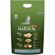 Ração Guabi Natural  Gatos Castrados Sênior  Frango e Arroz Integral 1,5kg